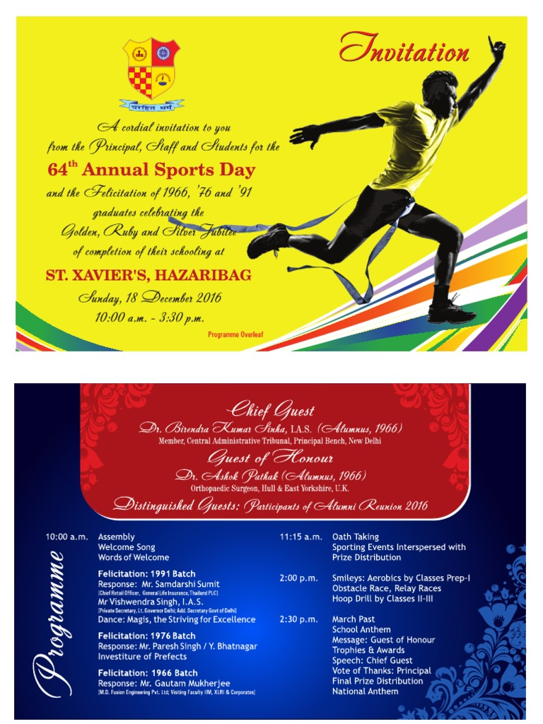 Sports day invitation 2016 pdf pree stopboris Gallery