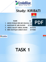 Ecoloblue Slides (Task 1-7)