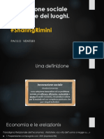 Laboratorio Aperto  l'intervento di Paolo Venturi - Luoghi Aperti