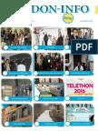 Le bulletin de Novembre de l'association verdon-info