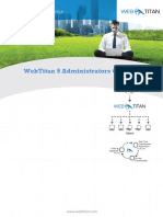 Webtitan Admin Guide