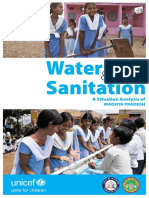 Kamal Kumar Gaur_MP (UNICEF)-Water & Sanitation Report