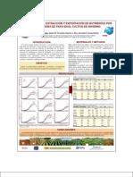 Productividad, extracción y exportación de nutrientes por variedades de papa en el cultivo de invierno (en Brasil)