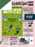 La Gazzetta Dello Sport Veneredi 2 Dicembre 2016