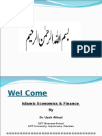 Islamic Economics Course (GIFT Spring 2013)