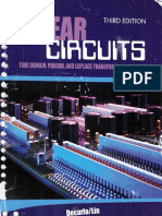 Linear Circuit Analysis- DeCarlo-Lin 3e