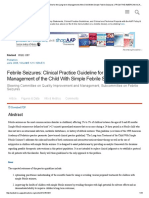Febrile Seizures_ Clinical Practice Guideline for the Long-term Management of the Child With Simple Febrile Seizures _ FROM the AMERICAN ACADEMY of PEDIATRICS _ Pediatrics