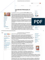 A Transcendental Philosophy of Science_ _ Issue 66 _ Philosophy Now