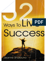 52 Ways to Live Success