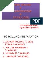A Presentation on Turbine Rolling Atrs Final 2