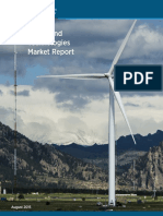 2014 Wind Technologies Market Report