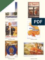 Catalogo Posters CCCP