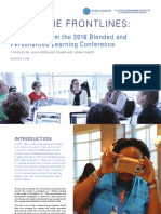 Takeaways From the 2016 Blended and Personalized Learning Conference