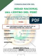 Monografia de Historia de La Republica II