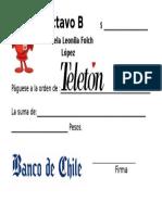 Páguese a La Orden De