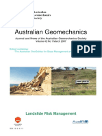 The Australian GeoGuides for Slope Management and Maintenance