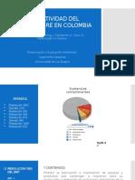 Normatividad Del Recurso Aire en Colombia