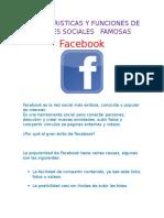 Caracteristicas y Funciones de 7 Redes Sociales Famosas