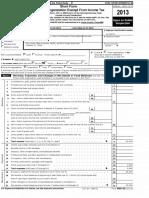 Form990 ElizasStory ABEO 2013