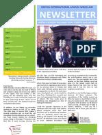 12 Newsletter 2nd December 2016