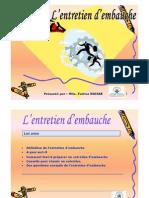 Presentation1-Entretien-Embauche