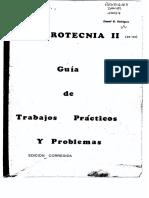Electrotecnia II, Tps y Problemas 135 Pag Ocred