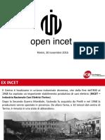 OpenINCET Rimini 30nov