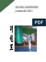 Libro La Mistica Del Taekwondo Lucas(Taekwondo) (1)