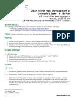 Colorado Clean Power Plan
