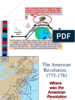 american revolution stage 3