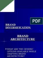 4. Brand Diversifications