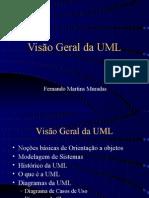 Visão Geral da UML - Fernando Martins Muradas