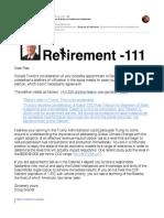 2 Dec 2016 Resending 13 Aug 2016 Email to Rex Tillerson