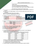 Ft1 - Medições, Erros e Algarismos Significativos