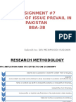 Research Report by Sadia