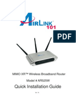 Airlink101 AR525W