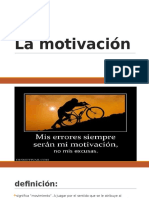 Falta Motivacion