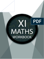Class XI_Mathematics Workbook