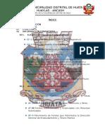 Notas Contables Huata 2015 2014 (1)