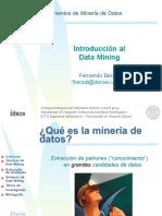 1 Data Mining Fernando Berzal