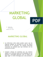 7. Marketing Global Para Estudiar