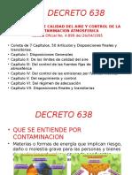 DECRETO 638