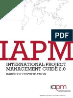 International Project Management Guide 2.0 (IAPM)