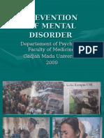 PREVENTION OF MENTAL DISORDER.ppt