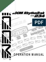 Manual ZOOM 234