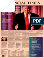 Financial Times (UK), Thursday, November 10, 2016
