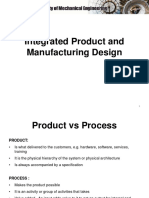 002-PART B-SECTION 2-Integrated Product and Manufacturing Design