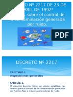 DECRETO 2217