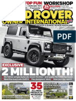 Landrover Owner August 2015