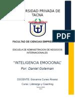 Inteligencia Emocional- Una Puerta Abierta a La Oportunidad (Modificado)